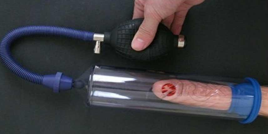pompa de vid pentru penis de casă