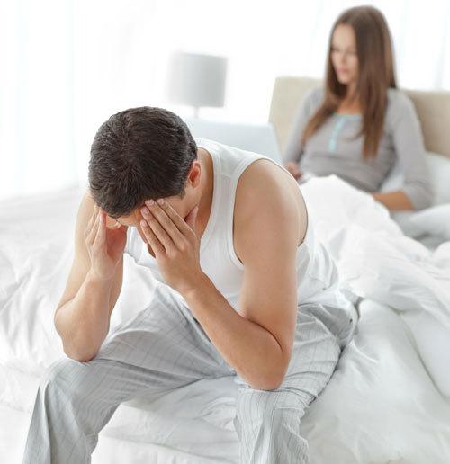 lipsa erecției la bărbați tineri din care un penis mic într- o stare calmă