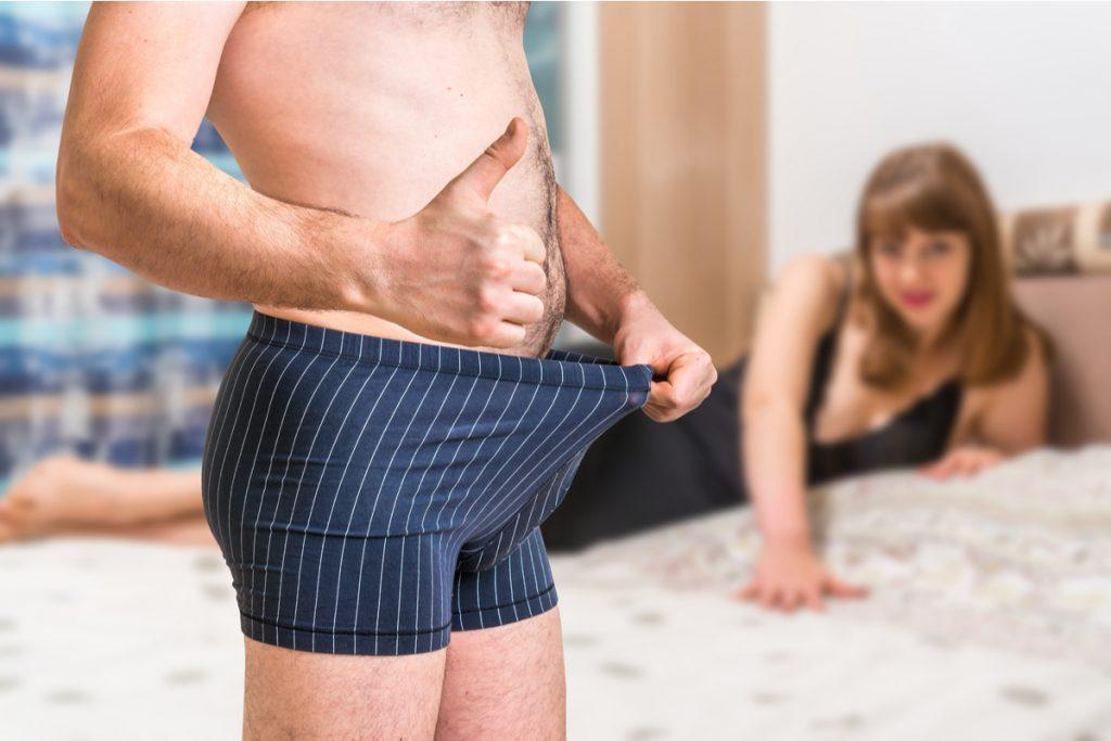 creșterea volumului penisului înainte și după erecții spontane și matinale