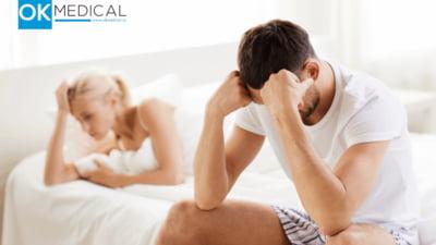 curbura penisului disfuncție erectilă