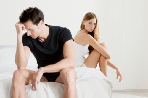 erecție slabă după primul act