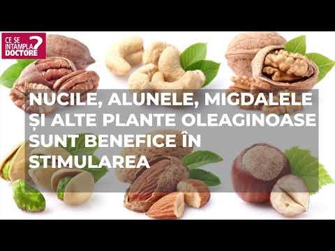 Migdalele: benefice pentru sex şi fertilitate