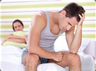 lipsa erecției cu o singură femeie