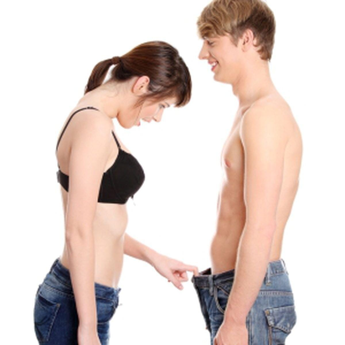 erecție cu sau fără bărbat pentru femeie