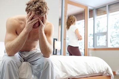 pierderea erecției cu prostatită